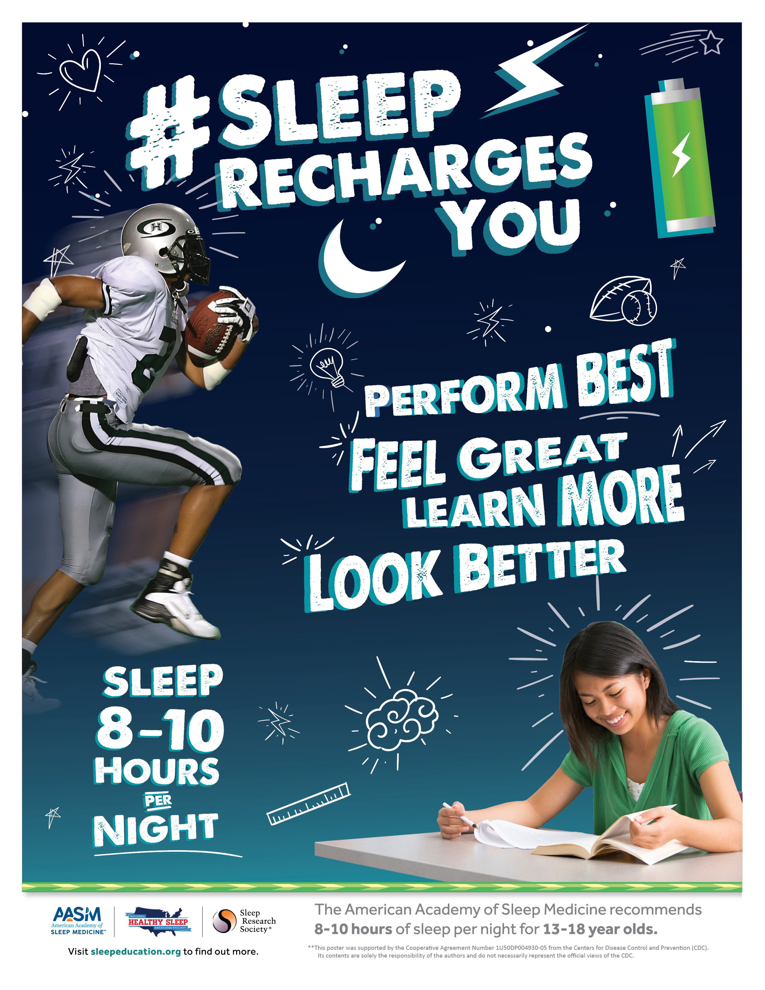 sleep-recharges-you-poster