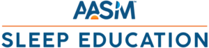 AASM Sleep Education Logo