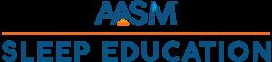 AASM Sleep Education Logo